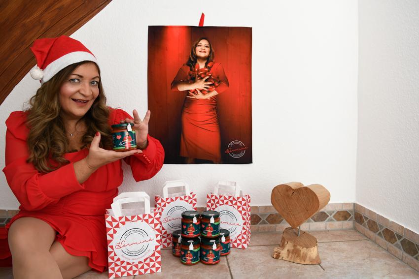 Hermina wünscht frohe Weihnachten