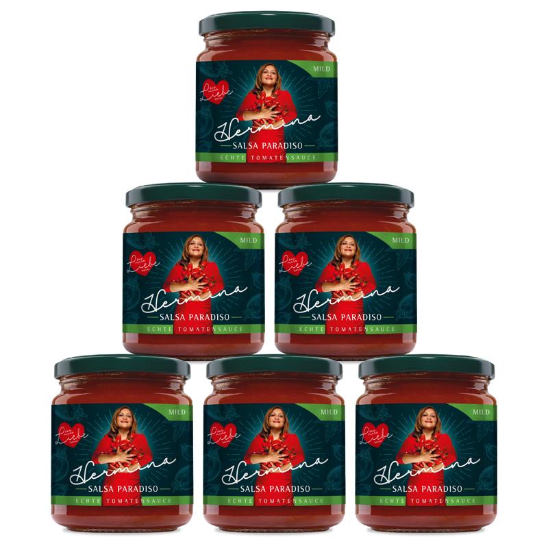 6 Stück Salsa Paradiso mild